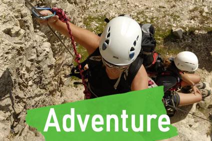 adventure instructors