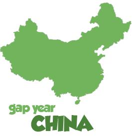 Gap China Map.Gap Year Projects In China