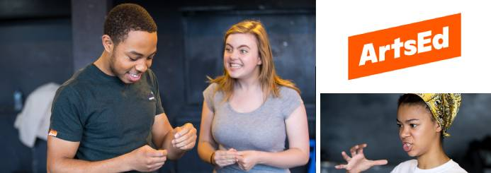 Part-Time Acting Foundation Course - BURSARIES AVAILABLE!