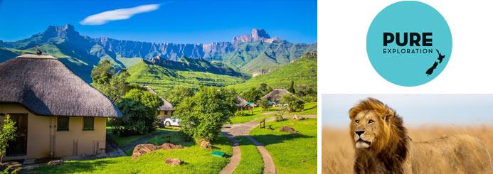 Adventure Guide Internship - Africa