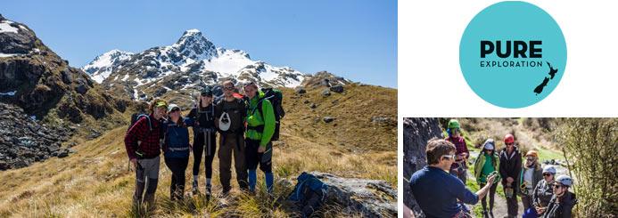 Adventure Guide Program - New Zealand