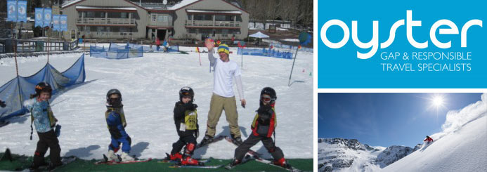 Work as a Ski Instructor