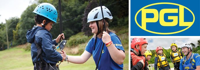 Outdoor Activity Instructor – Recruiting now for 2019!