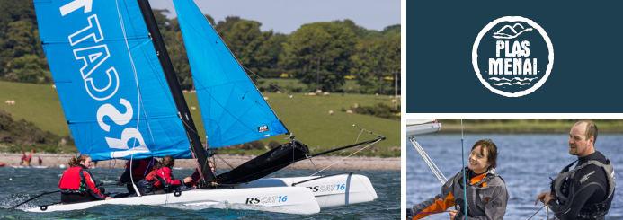 10-week Dinghy & Windsurfing Instructor Training