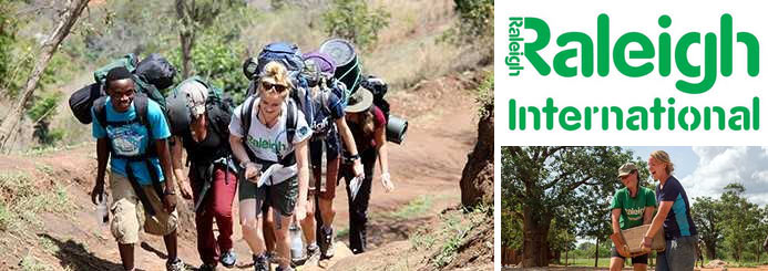 Volunteer in Tanzania with Raleigh International