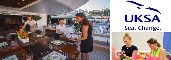 Superyacht Hospitality Training