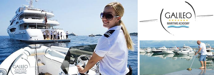 Superyacht Crew - Deckhand, Steward, Stewardess, Yacht Chef, Engineers